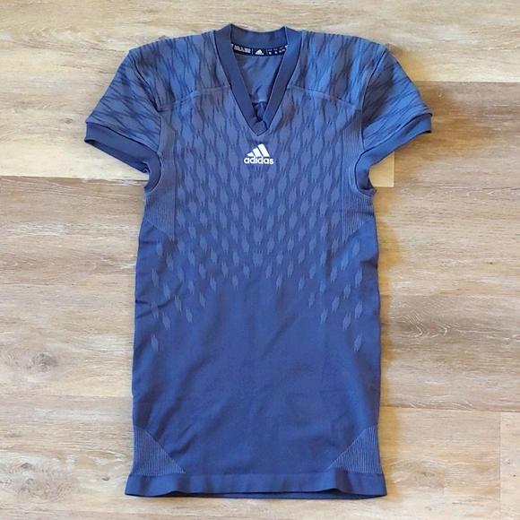 NWOT Adidas Techfit Primeknit Football Jersey